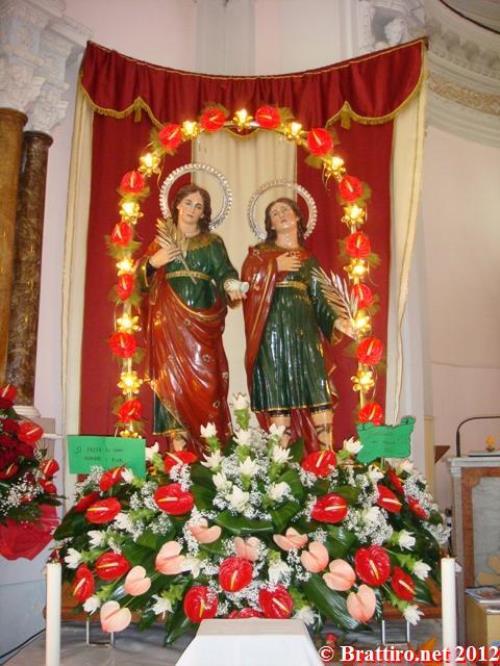 FESTA SS. COSMA E DAMIANO