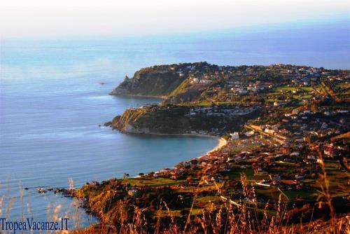 Capo Vaticano - Costa Viola - Stretto di Messina
